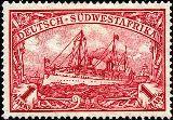 Briefmarke Deutsche Kolonien