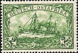 Briefmarke Kolonie Deutsch-Ostafrika